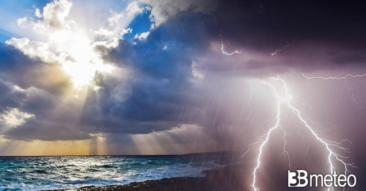 Meteo Italia venerdì, tra sole e alcuni forti temporali