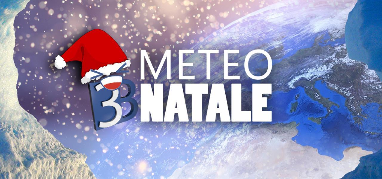 METEO NATALE 2017 - Sole o pioggia a Natale? Ultime proiezioni