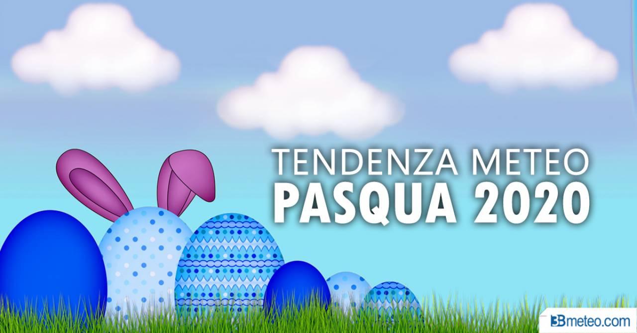 Meteo Pasqua 2020