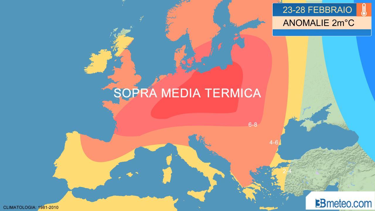 mitezza in Europa