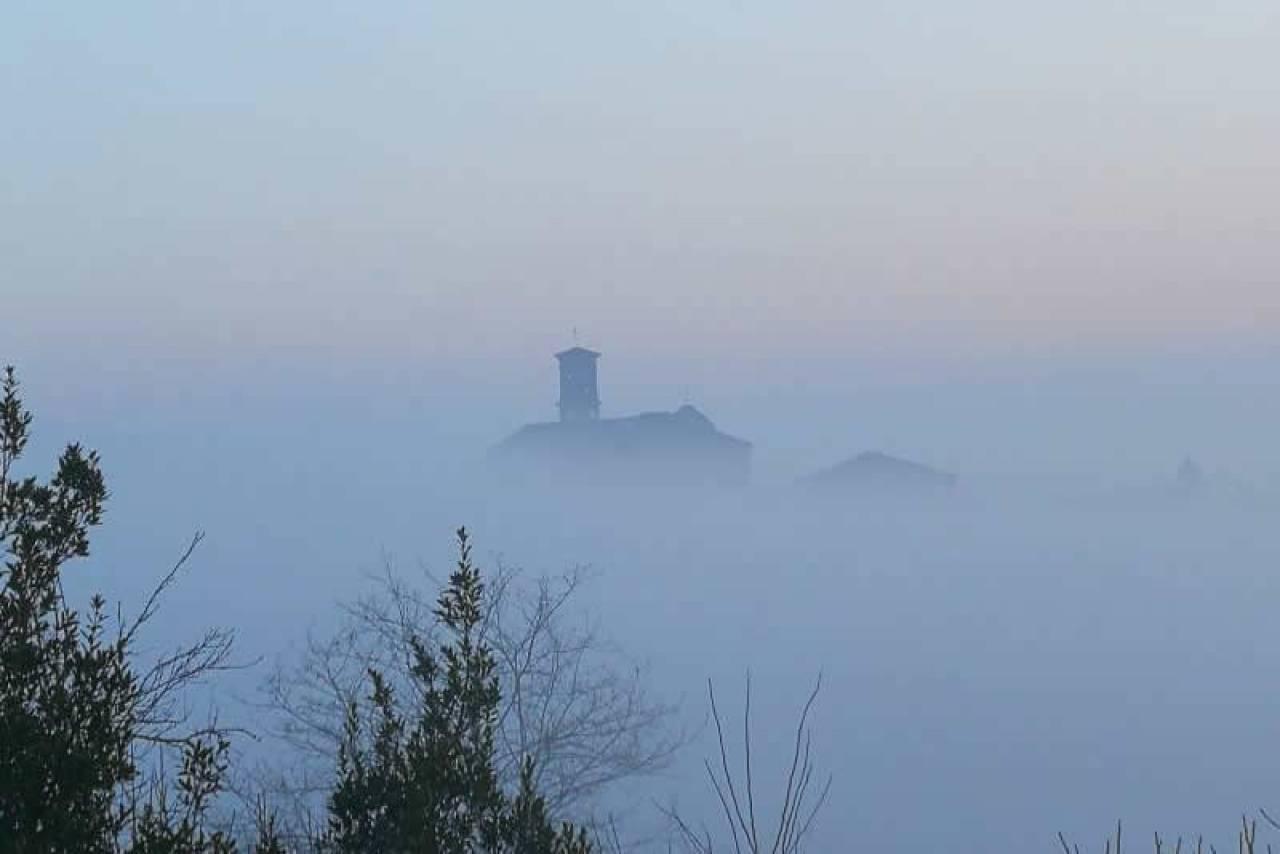 Nebbia nei prossimi giorni, anche localmente fitta
