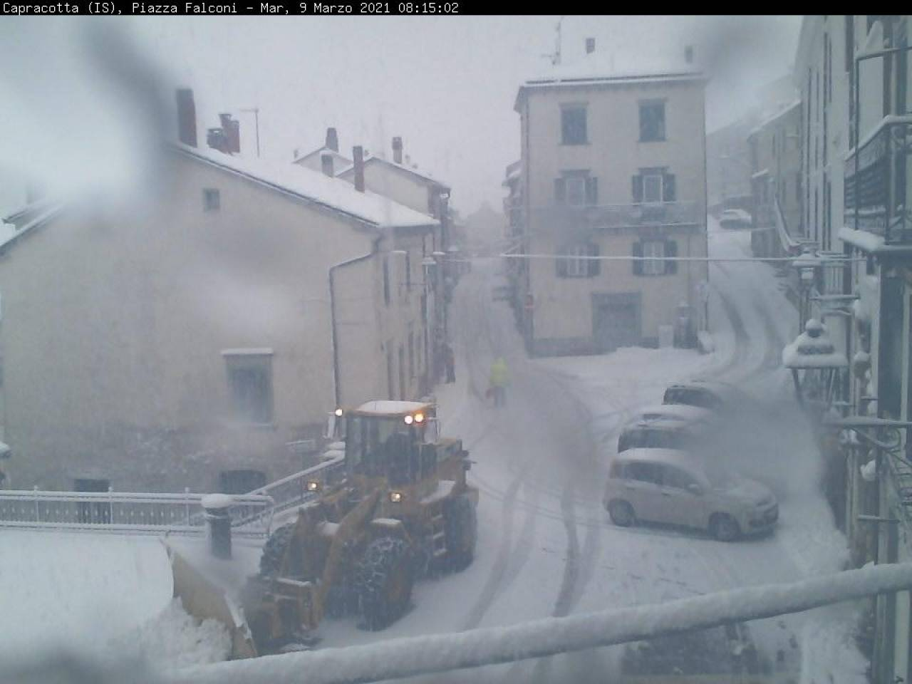 Neve a Capracotta, Molise