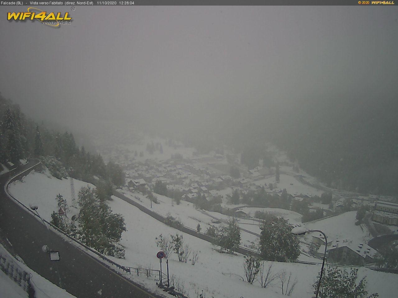 Neve a Falcade - BL