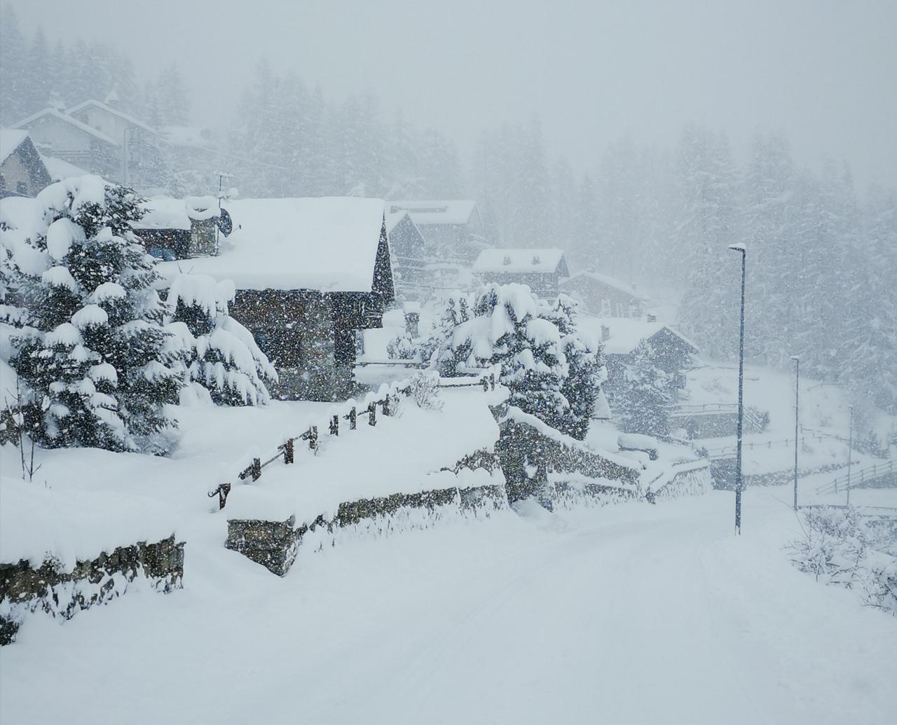 Nuove nevicate in arrivo nel weekend su Alpi e Appennino