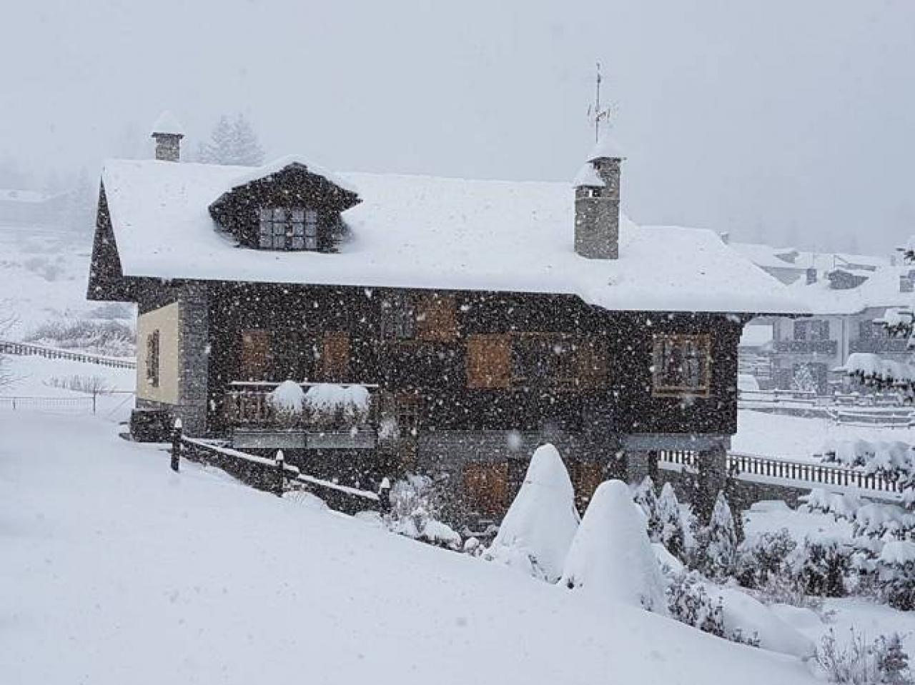 METEO ITALIA: imminenti nevicate sulle ALPI, i dettagli