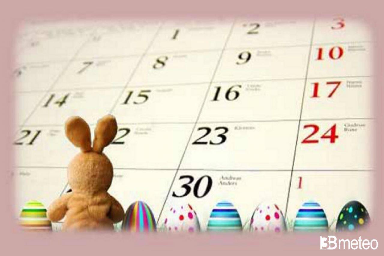 Pasqua: come si calcola e quando cade quest'anno