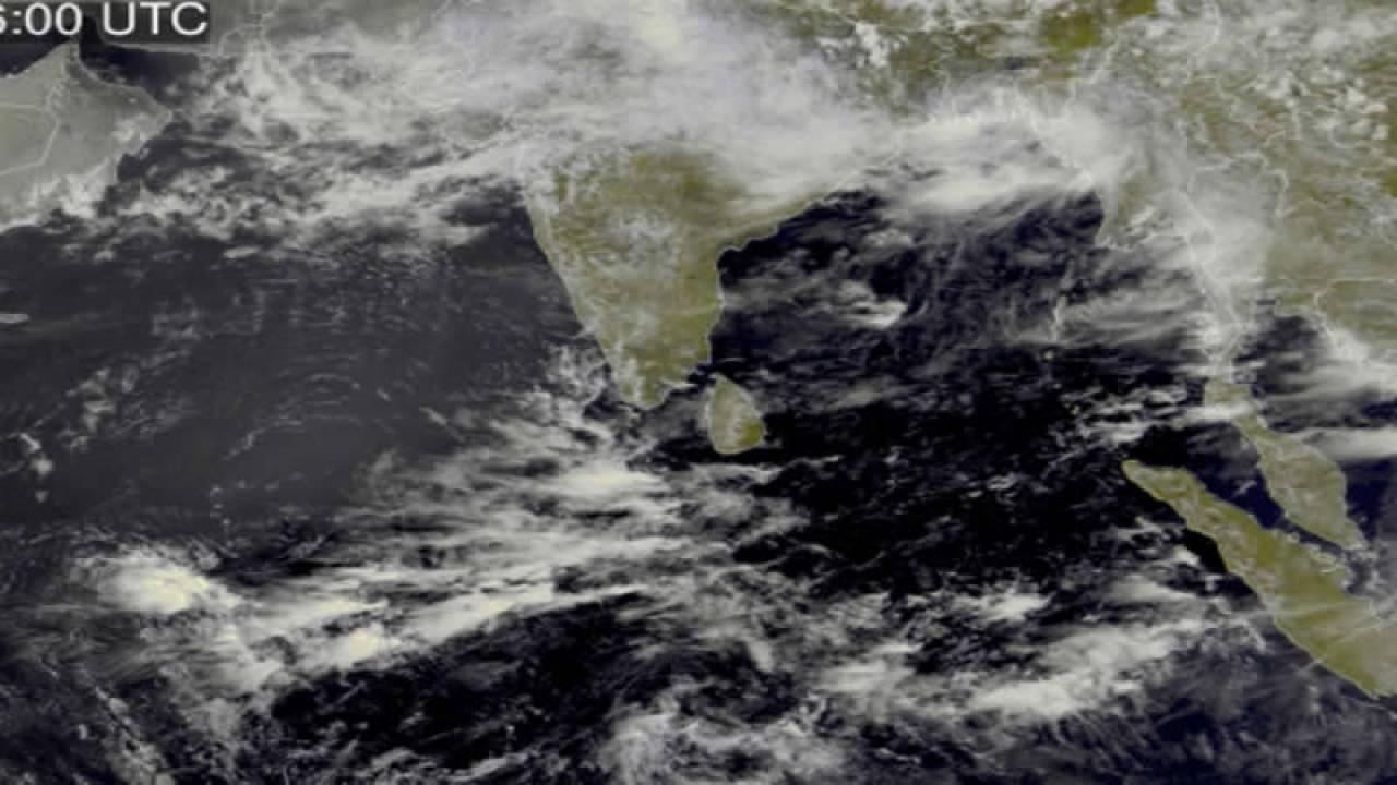 piogge monsoniche in India