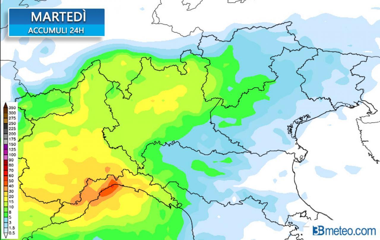 Meteo italia 15 giorni - Previsioni bagno di romagna ...