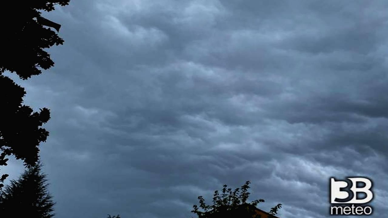 pioggia ancora lontana