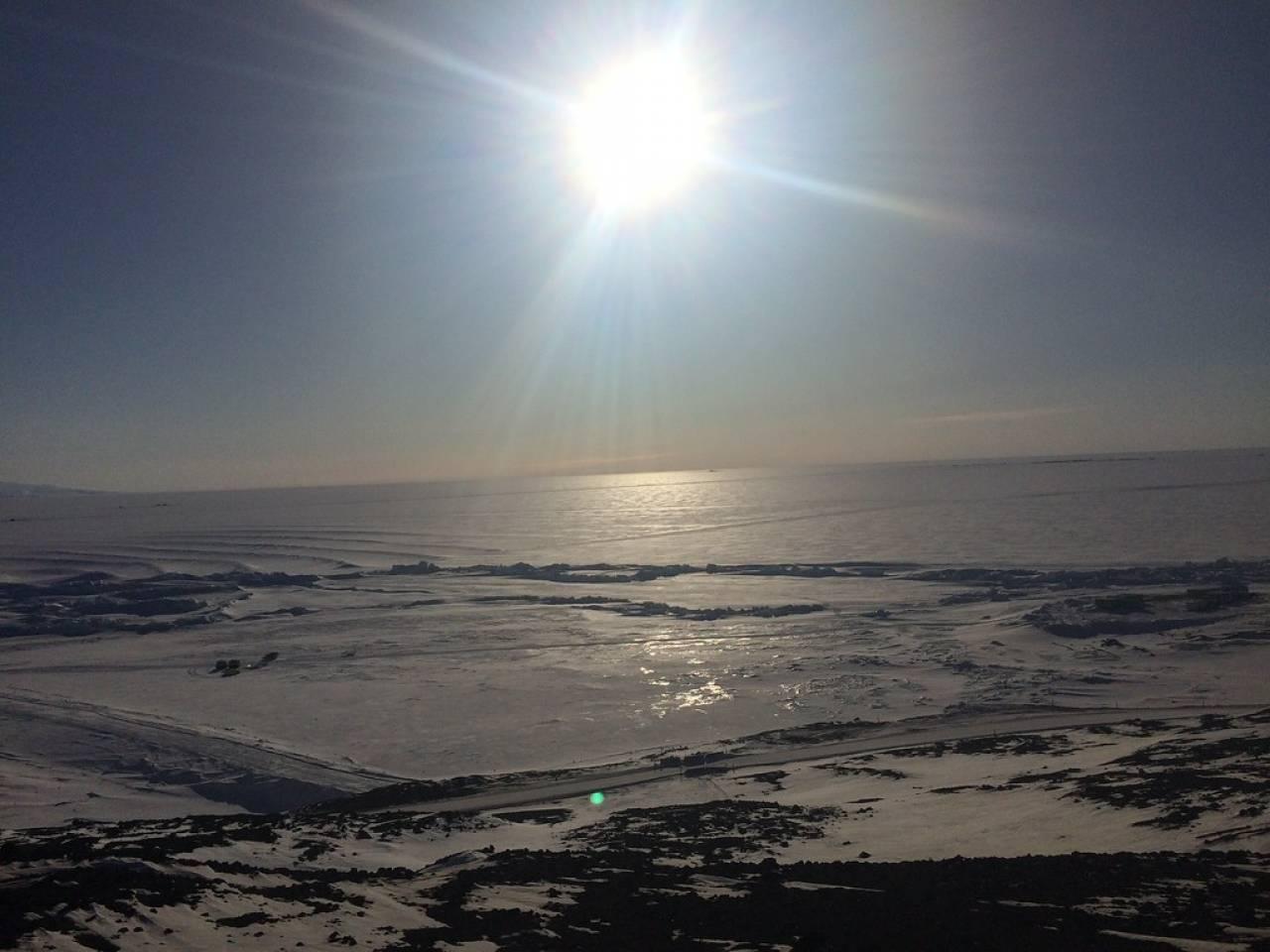 Polo Sud raggiunto un nuovo record di temperatura 20.7°C