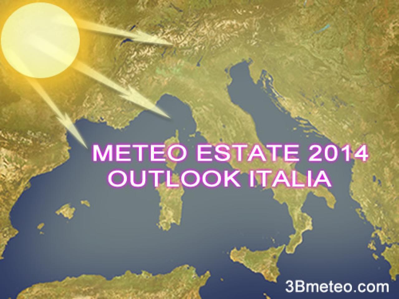 Previsioni meteo estate 2014 italia outlook 3b meteo - Meteo bagno di romagna 15 giorni ...