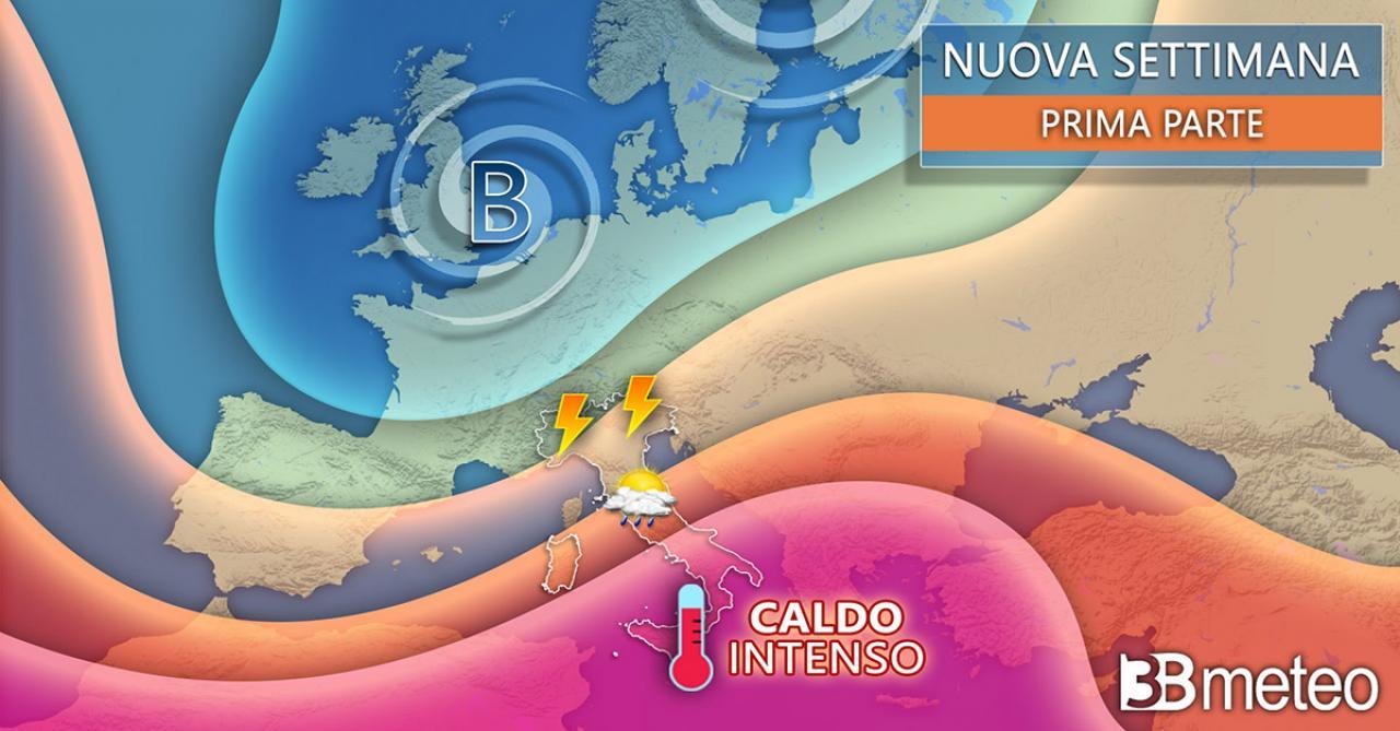 previsioni meteo Italia
