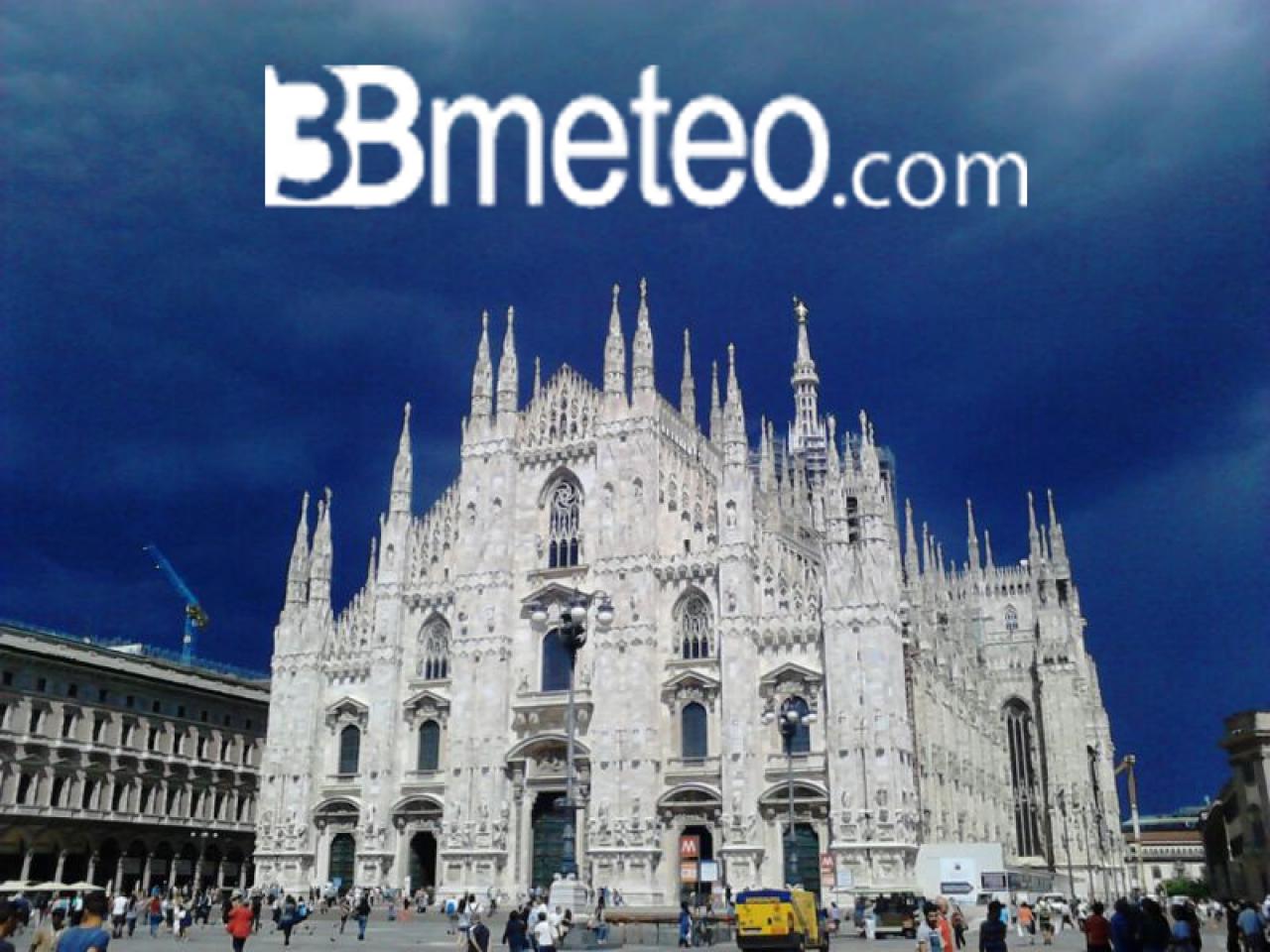 Previsioni Meteo Milano: nuovi temporali in Lombardia nel weekend ...