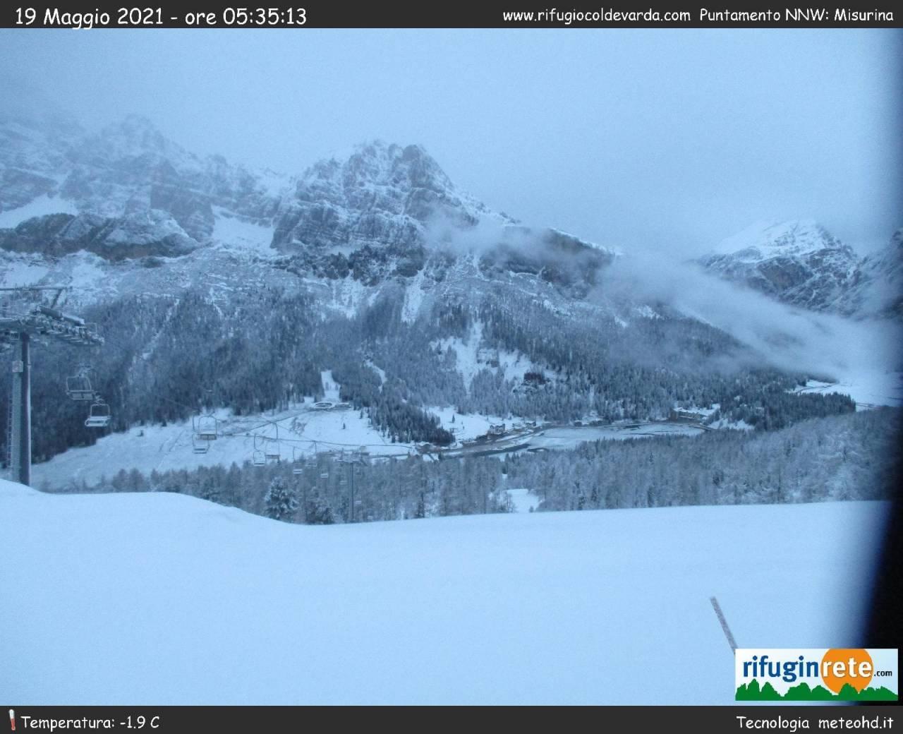 Rifugio Coldevarda (BL)
