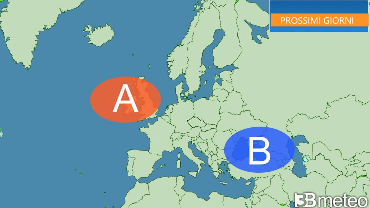 scenario atteso in Europa