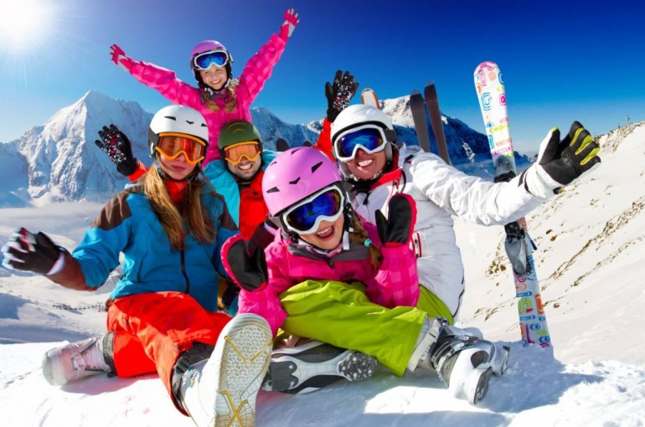 Sciare in compagnia
