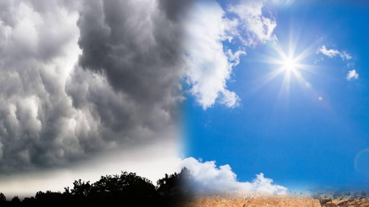 Cronaca meteo - Nubifragi in Piemonte nella notte, domenica tra sole e acquazzoni