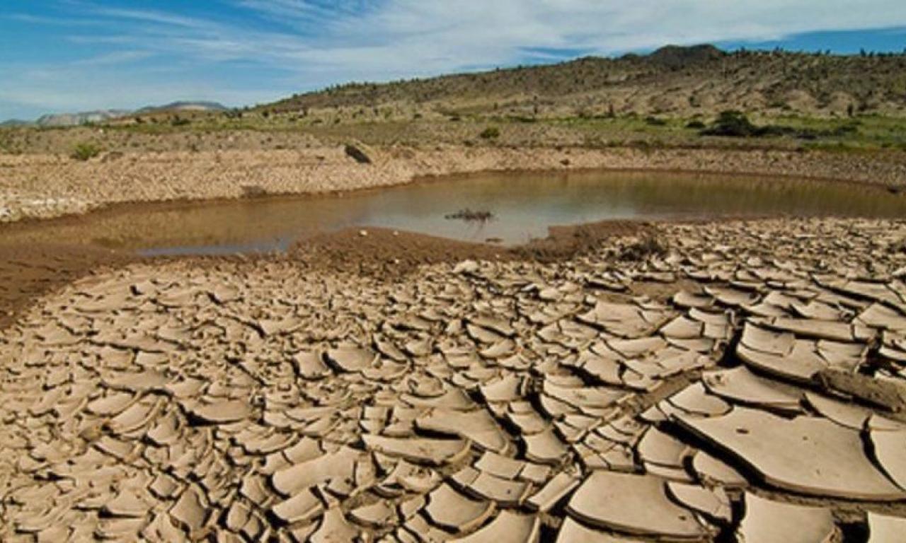 Stati Uniti sud occidentali, siccità senza precedenti