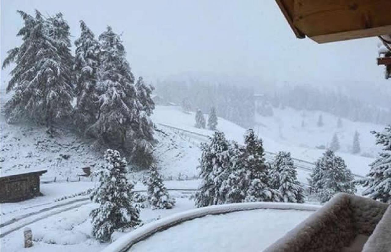 Tanta neve in Arrivo sulle Alpi e poi anche in Appennino
