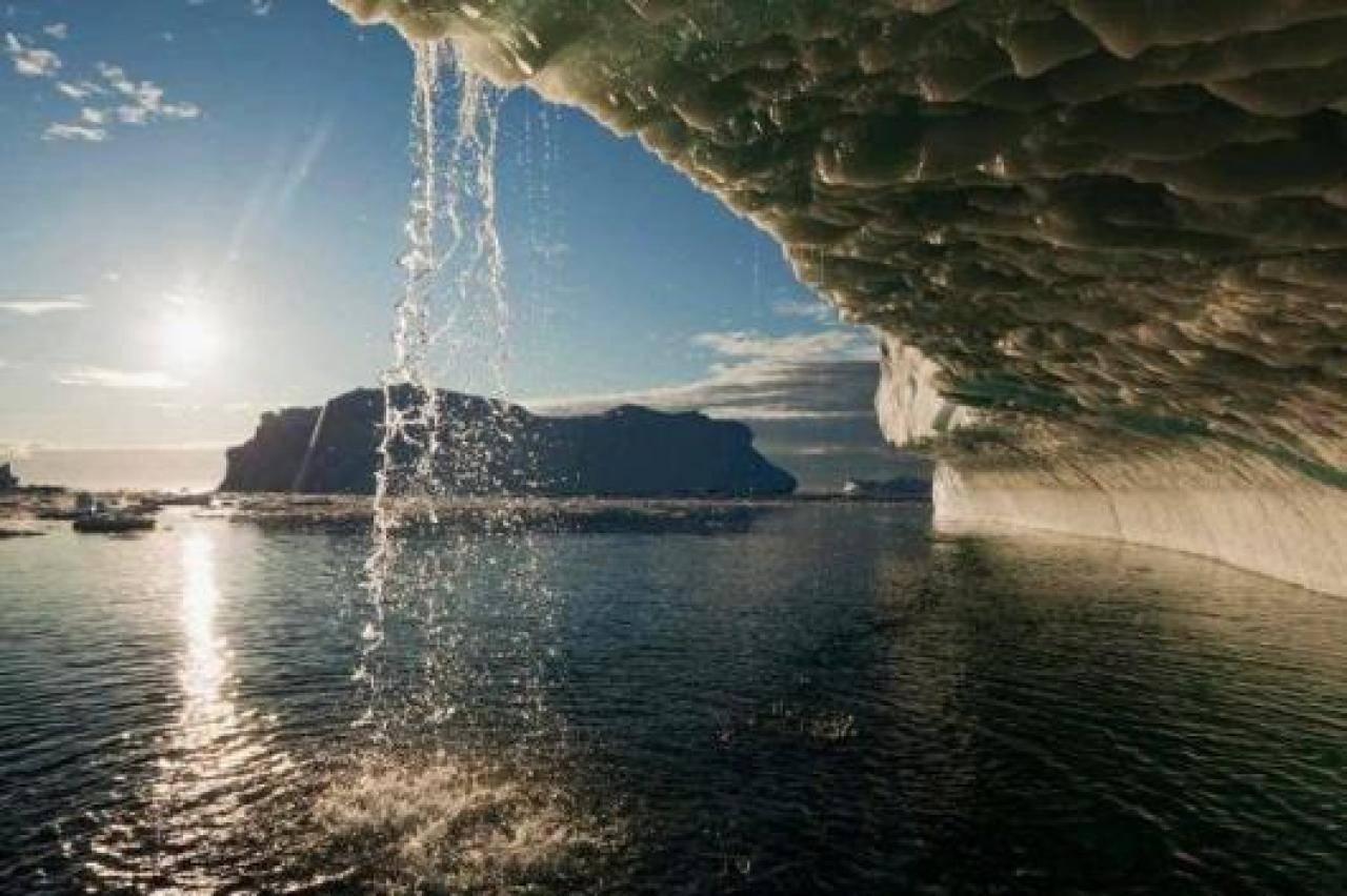 Temperature anomale sull'Artico, sopra la media anche di 15-20°C