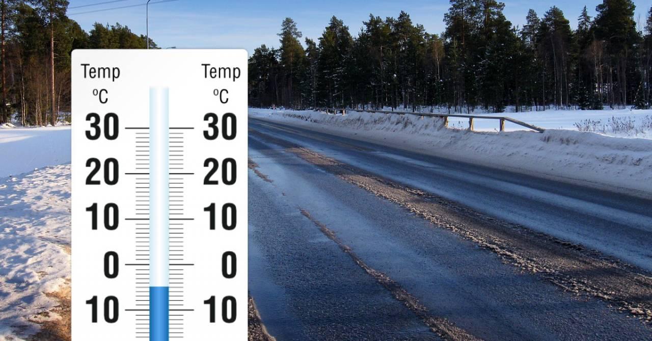Temperature in calo, gelate diffuse attese la notte e all'alba su molte zone