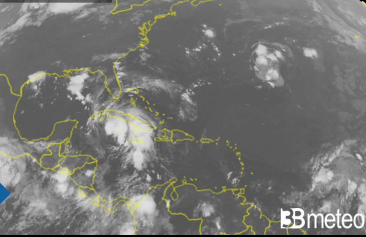 tempesta tropicale Ida