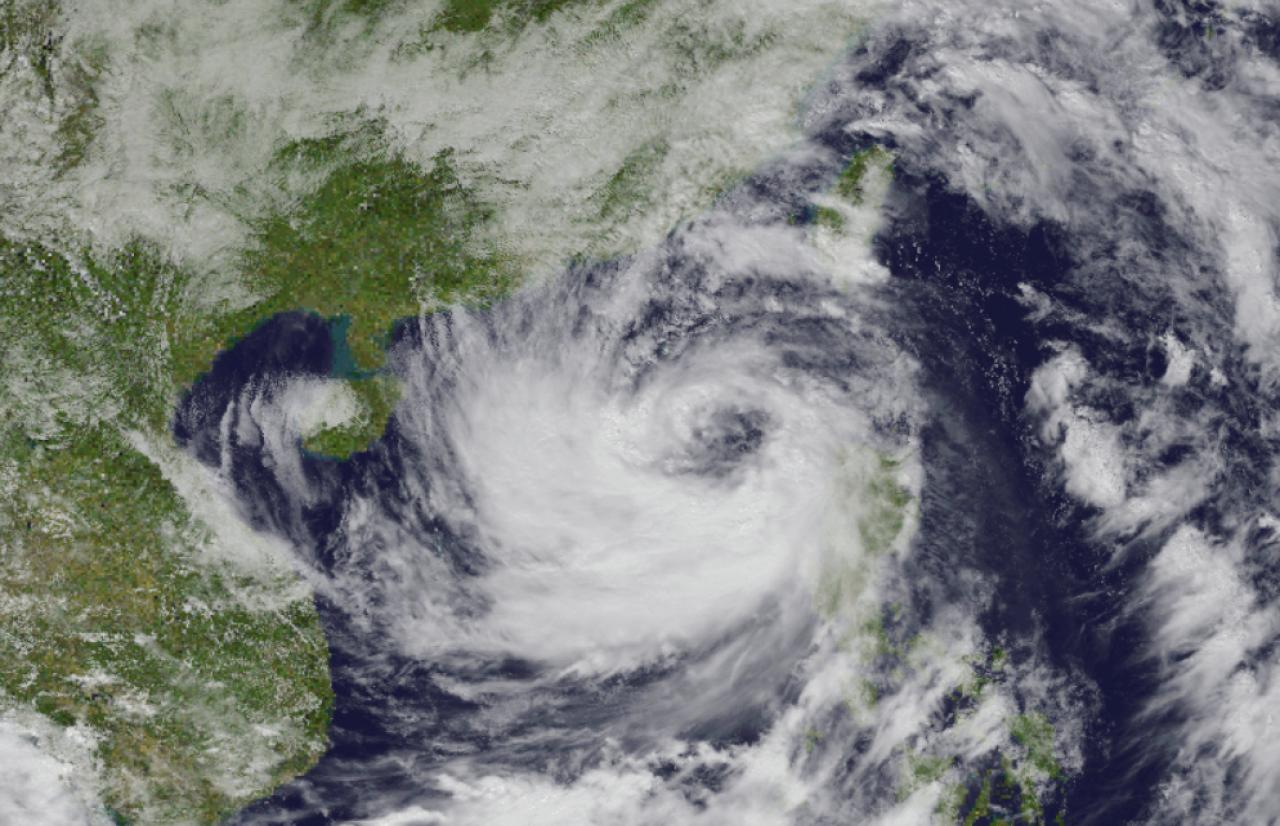Tempesta Tropicale Kompasu