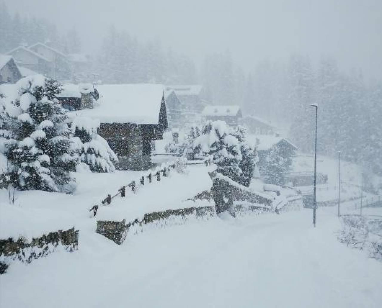 Torna la neve sulle Alpi, anche abbondante