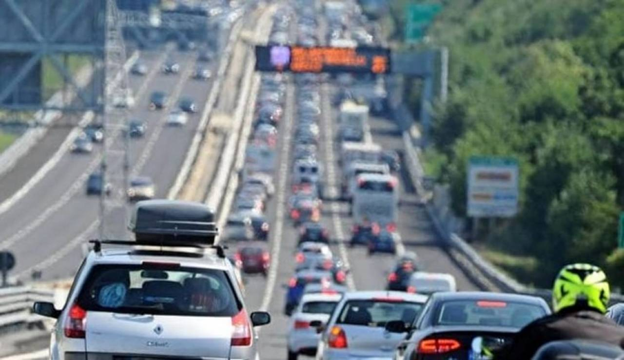 traffico autostrade - photo #10