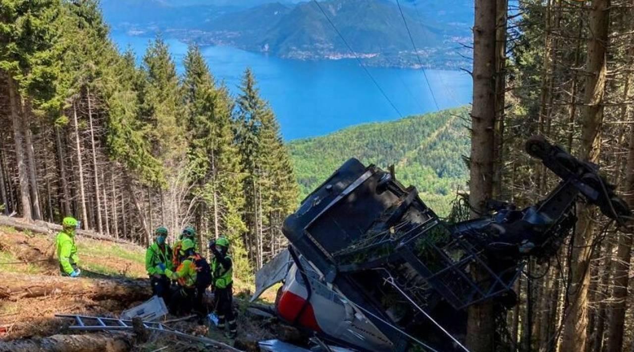 Tragedia a Stresa (Fonte immagine: Torino Today)