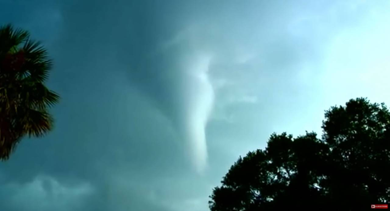 Violento tornado colpisce l'Alabama al seguito della tempesta tropicale Claudette