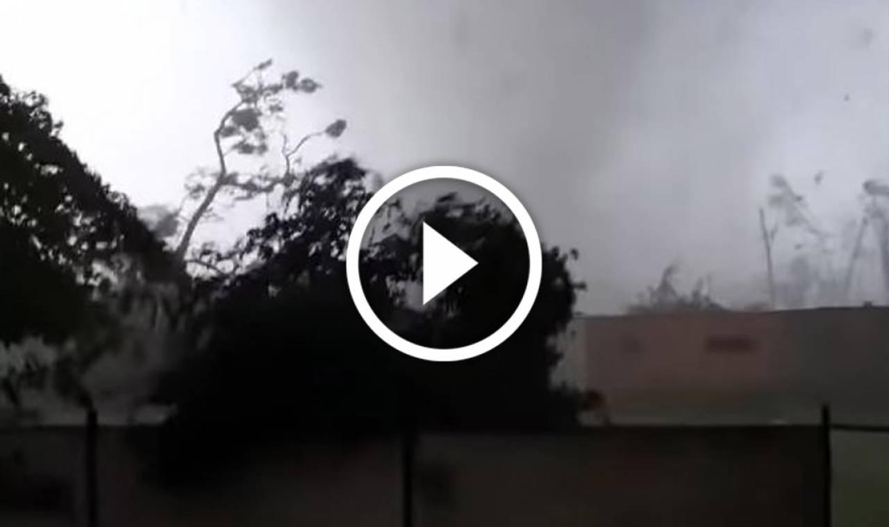 Violento tornado in Repubblica Ceca