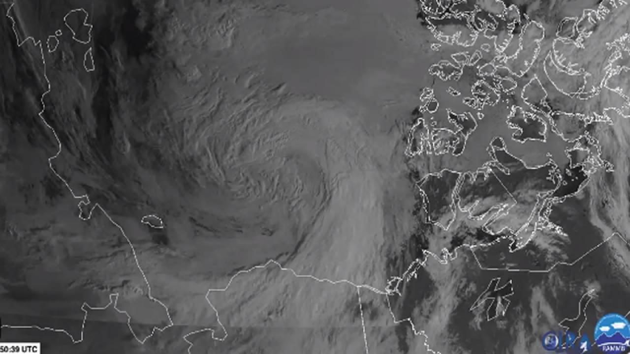 vortice artico (fonte immagine Cira)