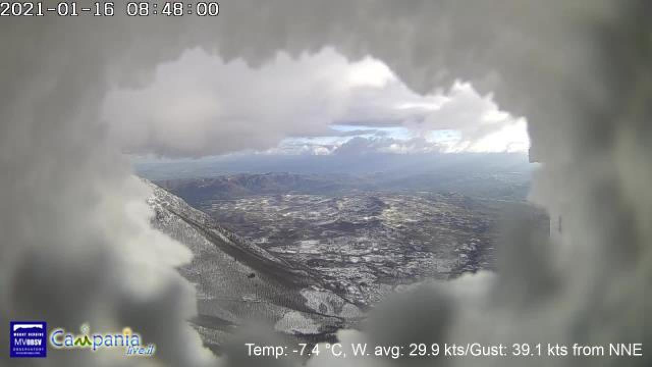 Webcam del monte Vallatrone (AV)