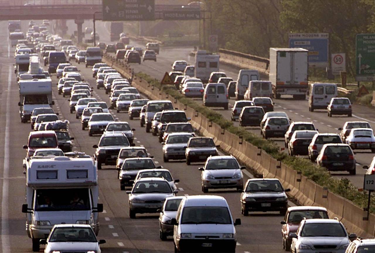Weekend da bollino nero sulle nostre autostrade - Meteo