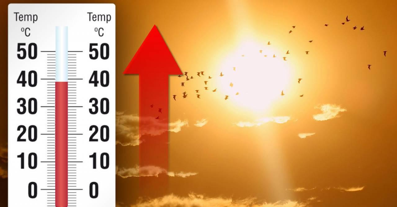 Weekend, temperature in nuovo sensibile rialzo, tornano i 40°C
