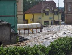 Grandine ed allagamenti in Polonia: foto e video!