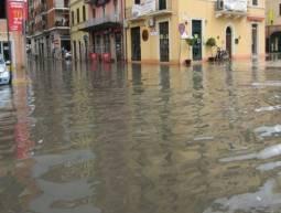 San Benedetto del Tronto (AP) allagata