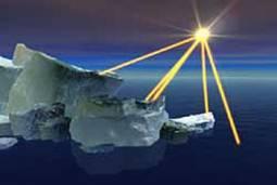 L\'aria più pulta sulla regione artica può constrastare il Global warming?