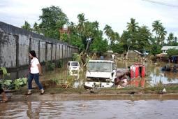 Altre immagini del disastro