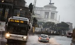 Allerta meteo per Roma (Fonte: corrieredellosport.it)