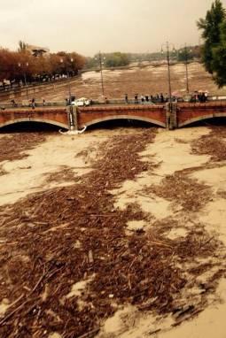 Alluvione a Parma