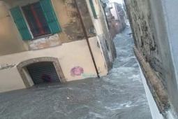CRONACA. Violenti temporali e calo termico, allagamenti in Abruzzo