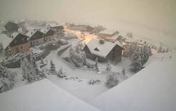 Altre nevicate in arrivo