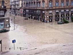 Ancora allagamenti nella notte a Genova, dopo l'alluvione