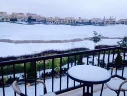 Rovesci nevosi stamani nel nord dell'Egitto