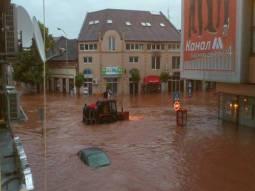 Alluvione a Paraćin, Serbia. Fonte Sumeteo.info