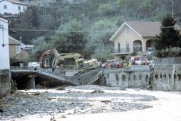 Alluvione a Genova il 27 settembre 1992