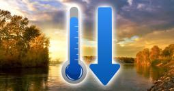 FOCUS TEMPERATURE: LUNEDI NETTO CALO TERMICO, fino a 10°C in meno. I dettagli