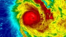 Ciclone HAROLD su isole Salomone, Vanuatu e Fiji